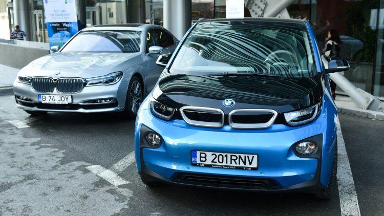 Campania e-Mobility Weeks, Bucharest 2016 – un pas inainte spre viitorul electro-mobilitatii in Romania