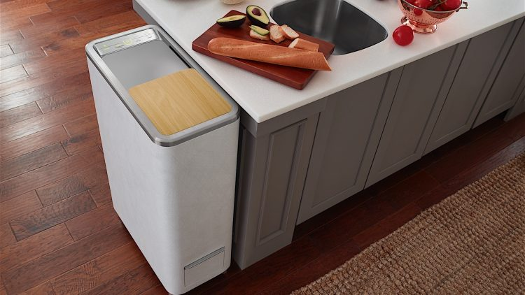 Whirlpool's Zera Food Recycler turns food scraps into fertilizer
