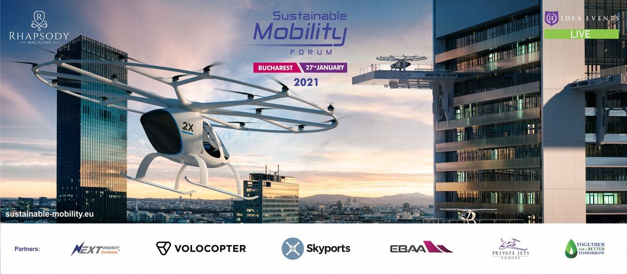 URBAN AIR TAXIS, VERTIPORTS, DRONE DELIVERIES: FUTURE OR PRESENT?