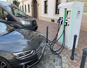 Grupul MOL lansează o aplicație pentru plata încărcării vehiculelor electrice